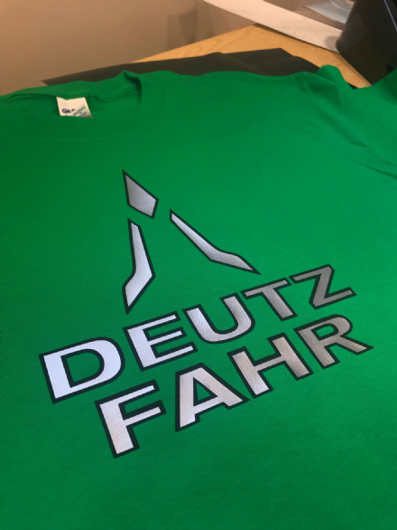 SALE - DEUTZ GREEN T SHIRT